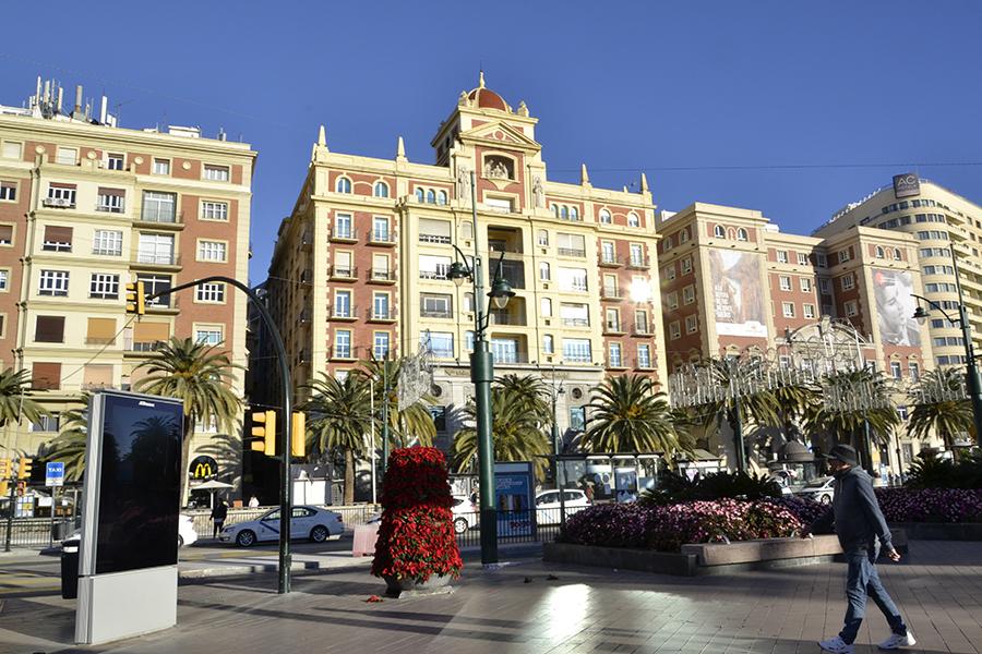 Malaga, publicerat Resor